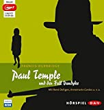 Paul Temple und der Fall Vandyke: Hörspiel mit René Deltgen, Annemarie Cordes u.v.a. (1 mp3-CD) - Francis Durbridge