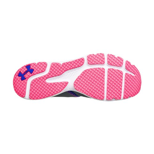 Under Armour UA Micro G Mantis NM Laufschuhe Grau