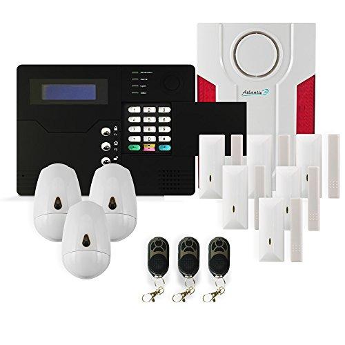 atlantics-st-v-kit-5-conjunto-de-alarma-inalambrica-gsm-9-sensores-3-mandos-a-distancia-con-4-funcio