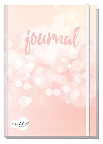 Bullet Journal dotted A5 mit Gummiband [Dreamy] von Trendstuff by Häfft   Notizbuch, Tagebuch -...