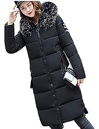 5a8a8616bbbcf HOMEBABY Women Warm Down Lammy Jacket Ladies Thick Parka Overcoat Winter  Windbreaker Outwear Casual Long Hoodies Coat Hooded…