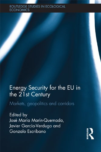 Energy Security for the EU in the 21st Century: Markets, Geopolitics and Corridors (Routledge Studies in Ecological Economics)