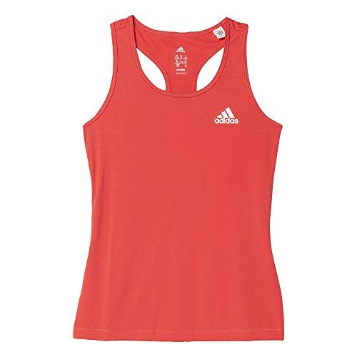 Adidas Mädchen YG GU Tank T-Shirt, Mädchen, YG GU Tank, rosa (rosbas / blanco), 170