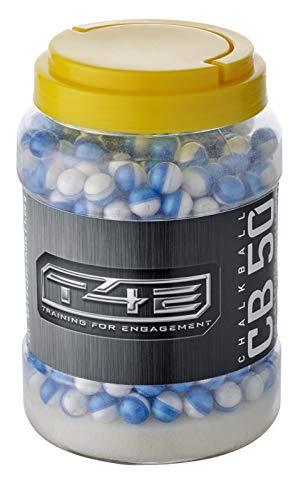 Preisvergleich Produktbild Umarex T4E CB 50 Kreidekugeln Cal.50 100 STK. Powder Chalk HDR