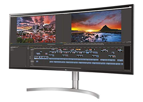 LG IT Products 38WK95C-W Monitor 37.5 inches LCD