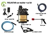 Boston Fieldstar High Pressure Washer Power Jet Wash Cleaner 12V Pump Car Wash