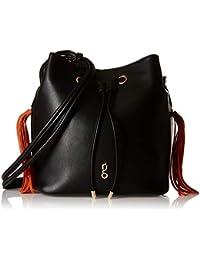 global desi Women's Handbag (Black)