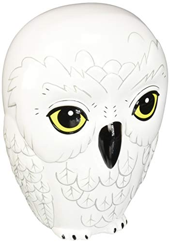 HARRY POTTER Hedwig The Owl Ceramic Coin Bank