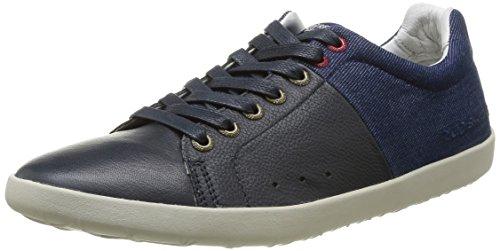 Clearblue - Duez, scarpe casual  da uomo Blu(Bleu (Marine))