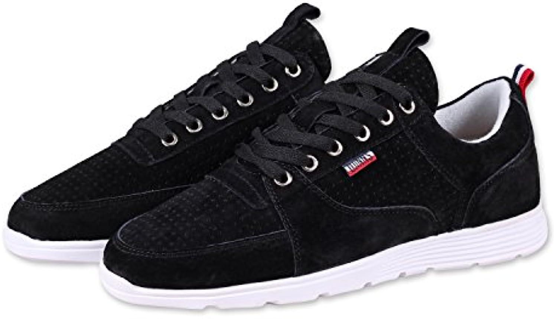 Djinns Herren Sneaker FORLOW Light B Player Navy Blau 347753