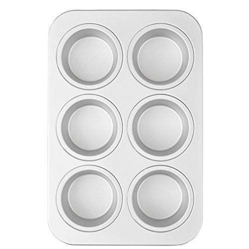 Wilton Jumbo Muffin Pan-6 Cavity 4