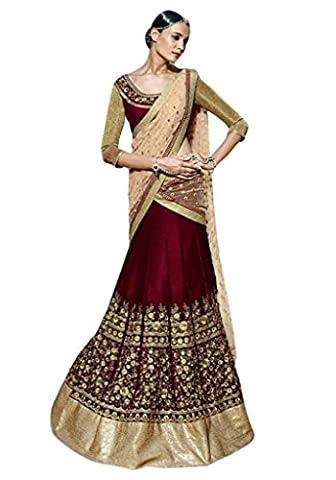 Indian Designer New Arrival Party Wear Branded Bridal Maroon
