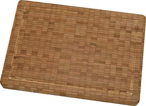 Zwilling 30772400 Schneidbrett, Bambus, groß