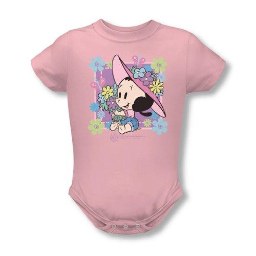 popeye-olive-garden-infantile-t-shirt-en-rose-18-24-months-pink
