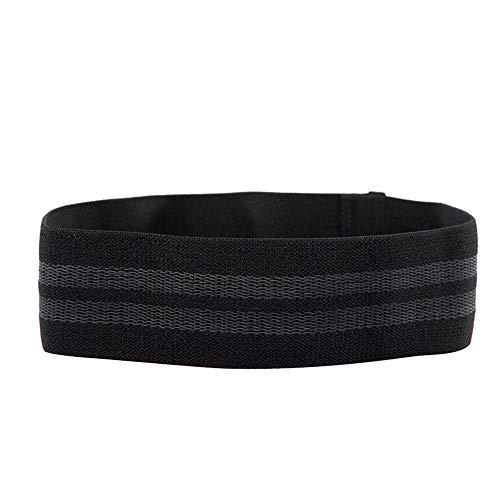 CHuangQi Hüftwiderstandsbänder Hüftschlaufenbänder für Bein- und Po-Training, Barbell Squat Pad-Band-Set - Nacken- und Schulterschutzpolster
