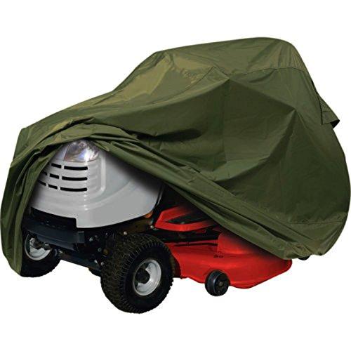 dDanke Armee Grün Rasenmäher, 182* 111* 116cm wasserdicht UV-beständig und Form Rasen Traktor Rasenmäher Hülle für Outdoor Garten TARCTOR