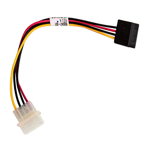 Kabel Adapter Molex auf SATA HP Amphenol 456547 - 001 22 cm ProLiant ML350