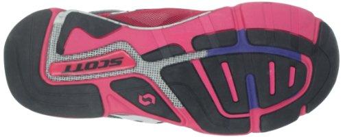 Scott ERide Support 2 Femmes Synthétique Chaussure de Course White-Pink