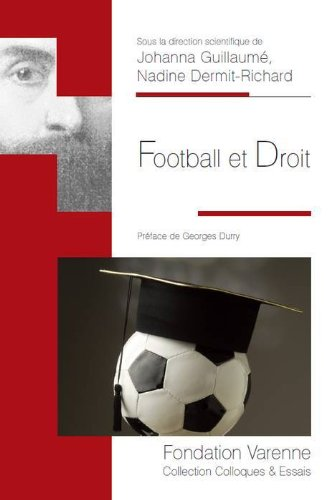 Football et Droit par Johanna Guillaumé