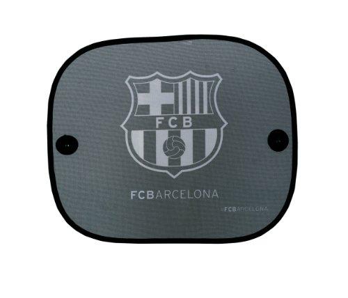 Preisvergleich Produktbild Sumex FCB1007 Sonnenblende FC Barcelona, 1 Schicht, 36 x 44cm, 2 Stück