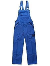 ELASTIC-PERFEKT Latzhose kornblau/hydronblau