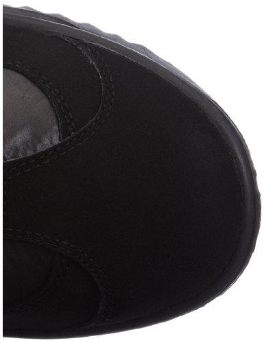 Puma Snow Nylon Boot Wn's, Après-ski femme Noir - Schwarz (black 01)