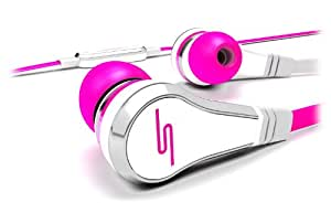 SMS Audio SMS-EB-PNK STREET by 50 Wired Earbuds pink