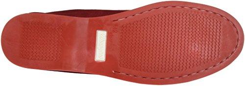 Wrangler Ocean Suede Herren Bootsschuhe Rot (Red)