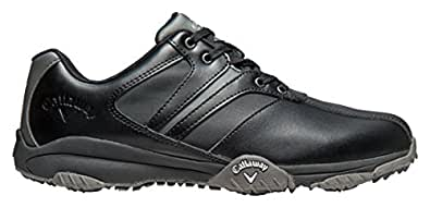 Callaway Chev Comfort, Men's Golf Shoes, Black / grey, 6.5 UK