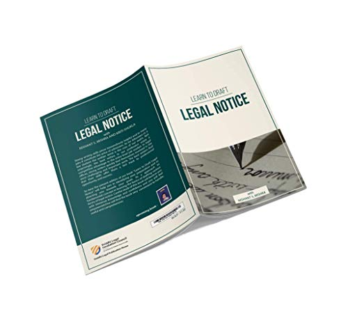 Learn to Draft Legal Notice