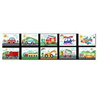 only y Scratch Card - Double Use Scratch Sheets for Children Writing, Games, Drawing - 19 x 26 cm