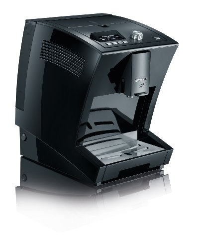 Severin KV 8023 S2+ One Touch Kaffeevollautomat (Cappuccinatore) schwarz