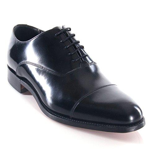 Vestito Oxford Scarpe punta Winsford Nero di Barker, nero (Black), 42