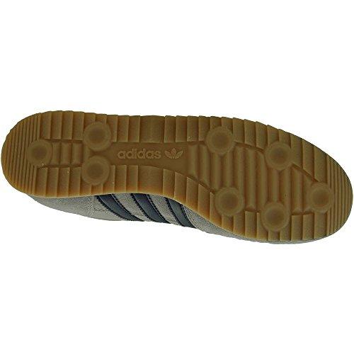 adidas Dragon, Baskets Basses Homme Gris / Azul Marino / Dorado (Grpumg / Maruni / Dormet)