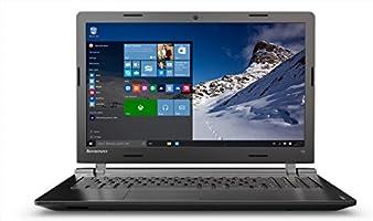 Lenovo Einsteiger Notebook mit 15,6 Zoll HD Display, Intel Core i3 Prozessor, 1000GB Festplatte (HDD), 4GB Arbeitsspeicher, DVD-Brenner und Windows 10  (Ideapad)
