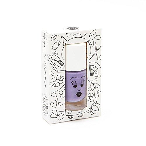 Nailmatic Kanako Vernis à ongles, couleur violet – 15 grammes