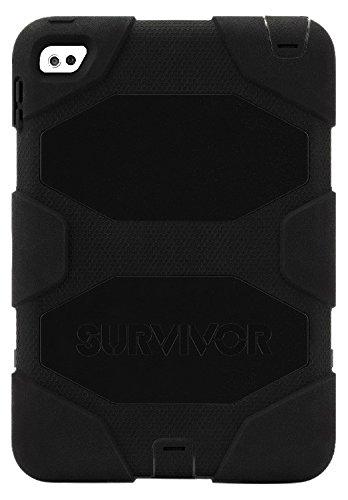 Griffin Survivor All Terrain Coque pour iPad mini 4 - Noir