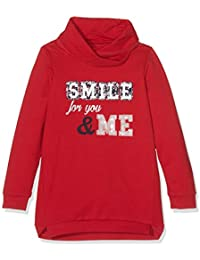 s.Oliver 53.709.41.3138, Sweat-Shirt Fille, Rot (Red 3500), 6 Ans