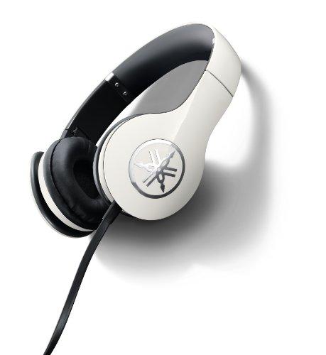 Yamaha HPH-PRO300 - Auriculares, color blanco