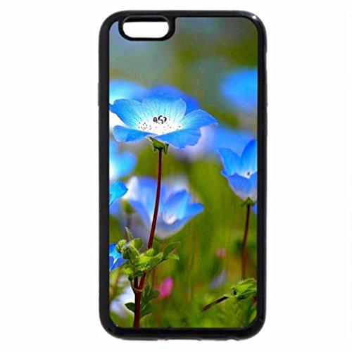 iPhone 6S / iPhone 6 Case (Black) Wild flowers