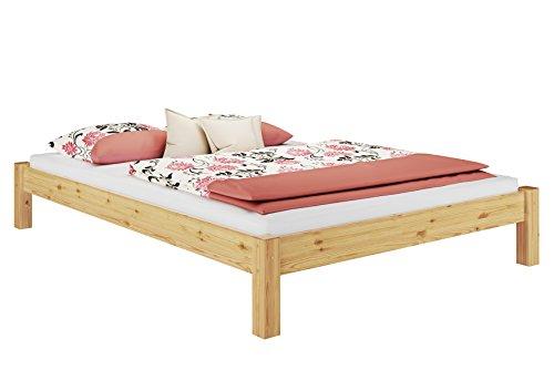 preisvergleich erst holz m futonbett mit rollrost und willbilliger. Black Bedroom Furniture Sets. Home Design Ideas