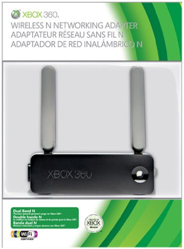 W-LAN Adapter Microsoft Schwarz