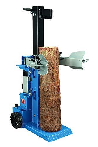Scheppach HL 850 vertikaler Holzspalter 8,5 Tonnen Spaltdruck Brennzolzspalter Hydraulikholzspalter (3500 Watt)