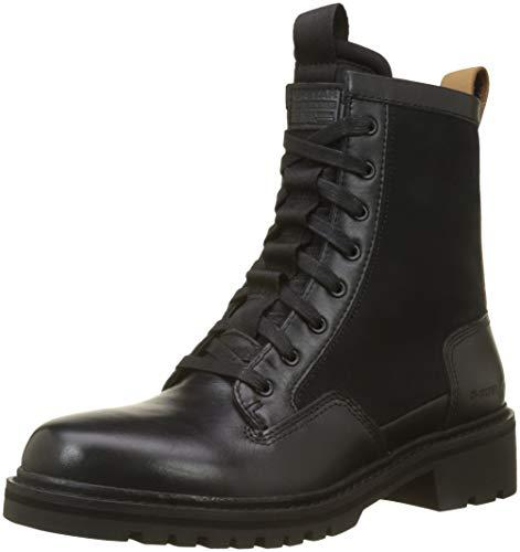 g star schuhe damen G-STAR RAW Damen Core Boot WMN Stiefeletten, Schwarz (Black 990), 40 EU