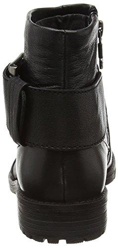 Marc Shoes Massa Damen Biker Boots Schwarz (black 100)