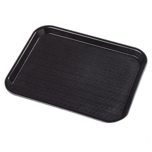 Carlisle Cafe Standard Black Tray by Cafe Carlisle Cafe Standard Tray