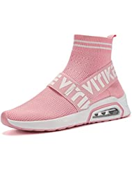 VITIKE Kinder Damen Sneakers Jungen Mädchen Sneaker Damen Sportschuhe Outdoor Schuhe Jungen Turnschuhe Laufschuhe Schnürer Freizeit Schnürer Sportschuhe Kinder Sneaker