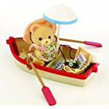 Sylvanian Families Canal Rowing Boat