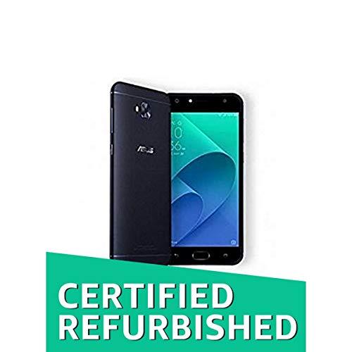 (Certified Refurbished) Asus Zenfone 4 Selfie (Black, 32GB)
