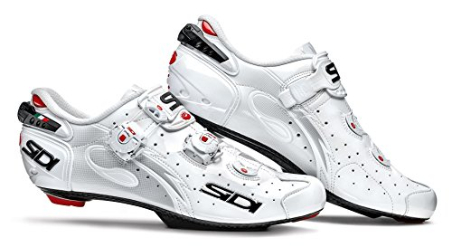 Sidi Wire Carbon white